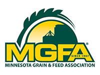 Minnesota Grain and Feed Association logo 200