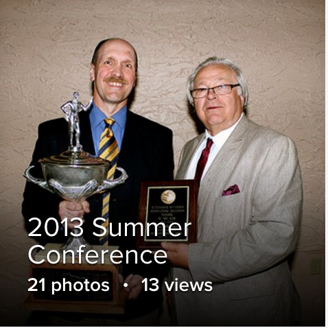 2013 Summer Conference